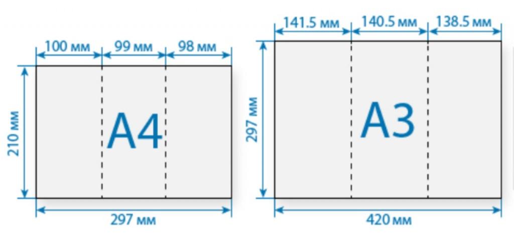 стоимость печати буклетов